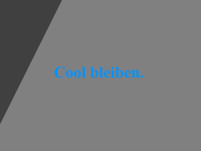 AV-Receiver Kühlung